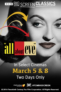 Tcm All About Eve